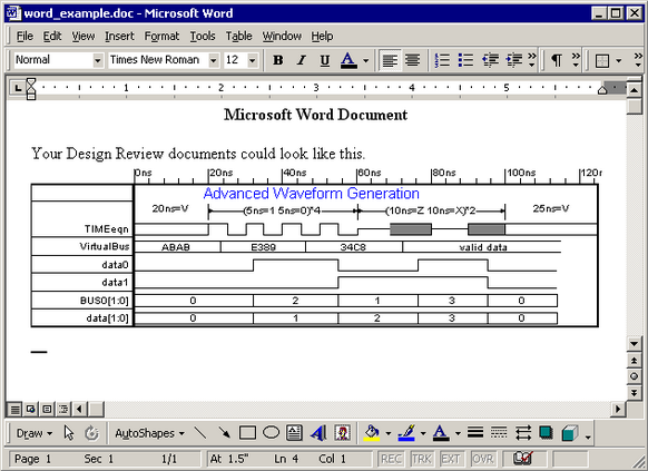 Timing diagram editing and analysis it also discusses several features that are specific to datasheet pro to handle large numbers of images and timing diagrams ccuart Images